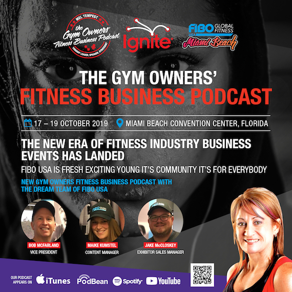 FIBO USA FITNESS BUSINESS LEADERSHIP TEAM CREATE IMPRESSIVE EVENT