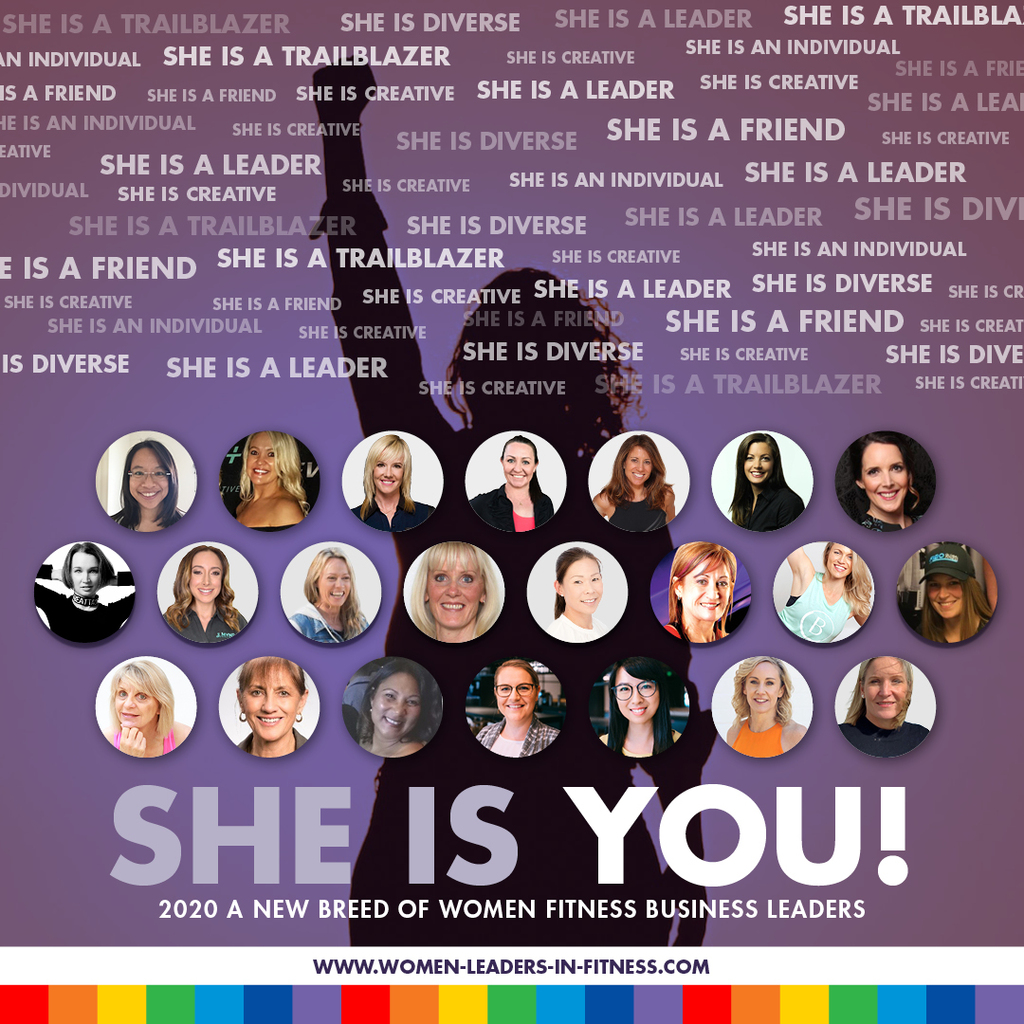 She Is YOU Campaign Launches Women's Fitness Business