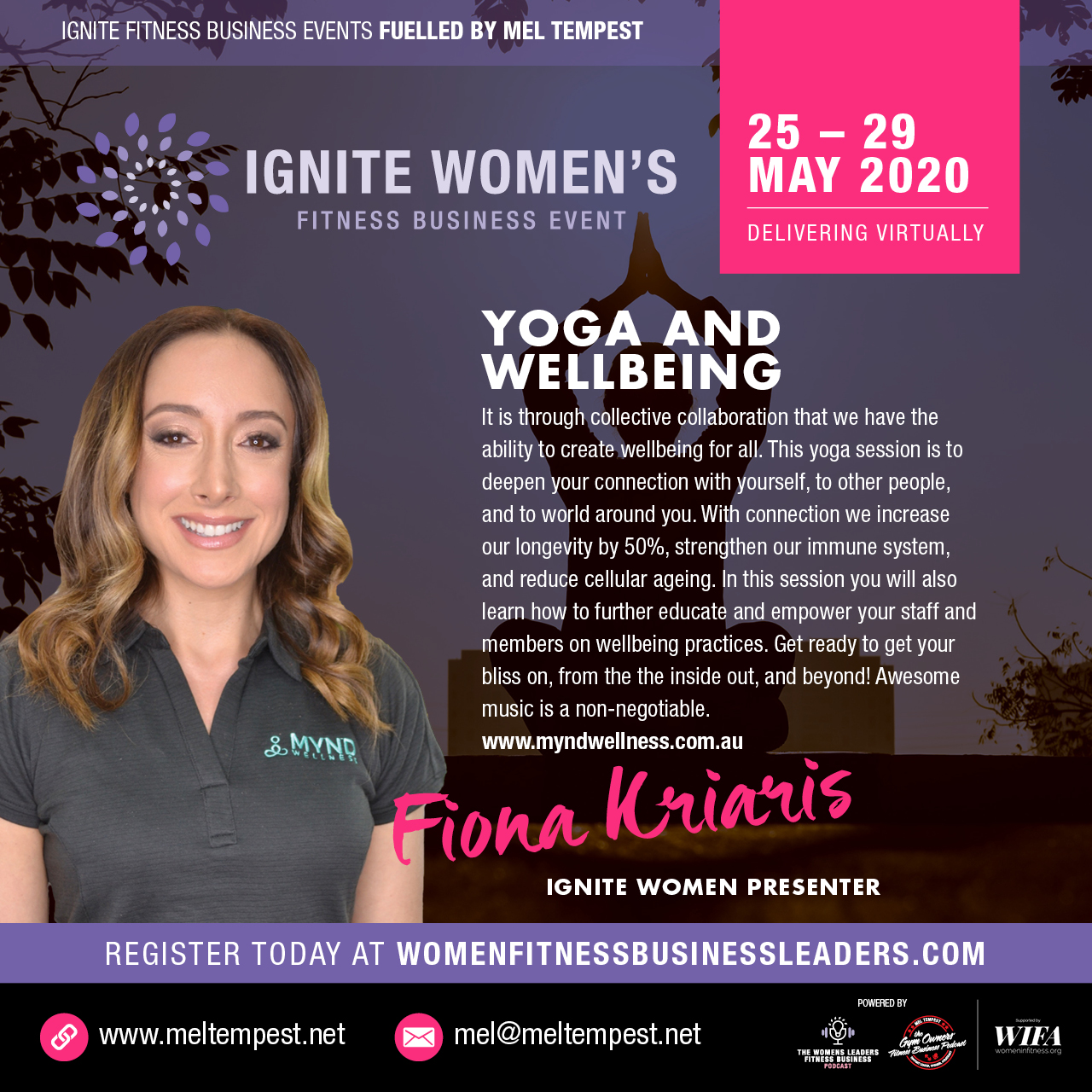 ignite women 20203