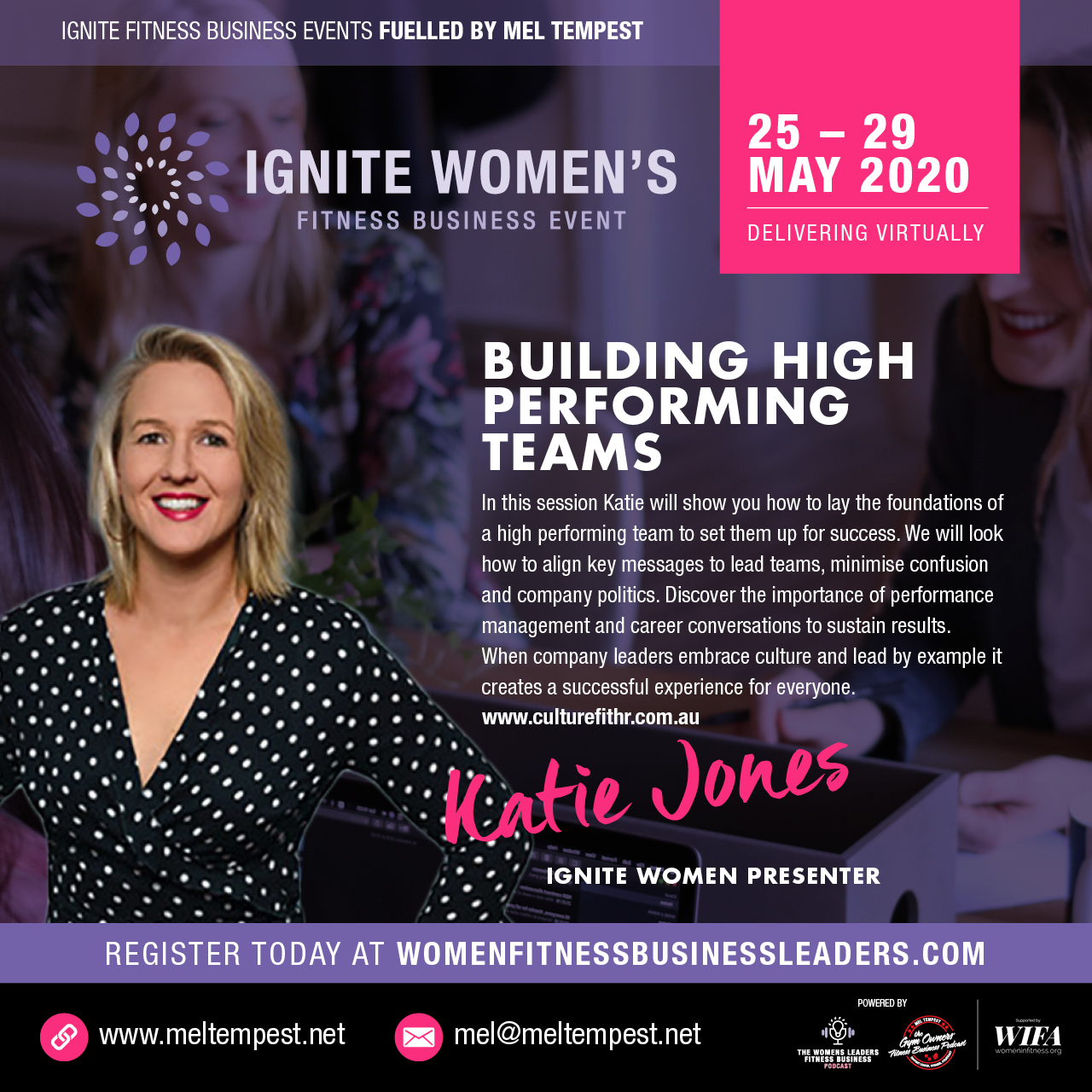 ignite women 20206