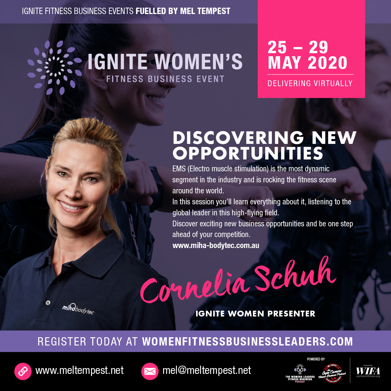 ignite women 20208